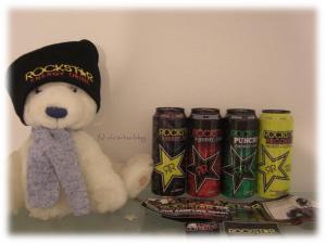 Mein Gewinn von Rockstar Energydrink