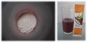 Granatapfel- und Holunderbeeren-Drink von Ringana
