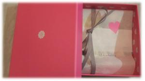 GlossyBox pinke Valentinsbox