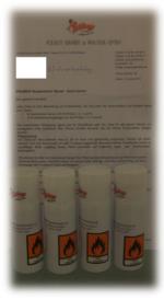 Produkttest: Poliboy Staubmeister Spray
