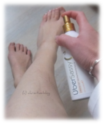 Produkttest: Ueber Sassy Daily Body Moisturising Spray Tan