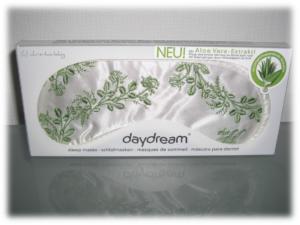 meine neue Schlafmaske von daydreams.ch
