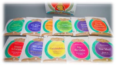 11 Sorten Tee in der Buddha Box