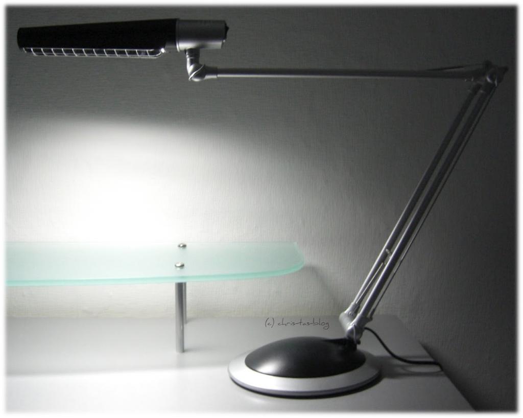 Tischlampe Orca von Brilliant AG