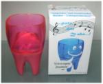 singender LED-Zahnputzbecher – der Hit zum Zähneputzen