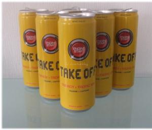 Take off Energydrink