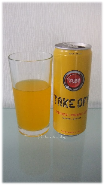Take Off Energydrink - schmeckt super
