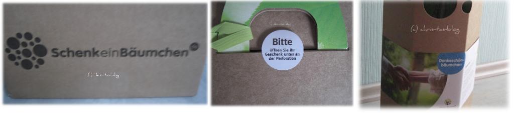 schenkeinbäumchen - verschickt die Bäumchen hübsch verpackt