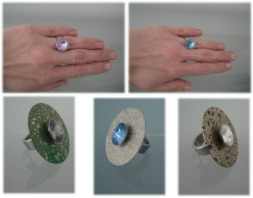 toller Wechselring - immer ein neuer Ring - von Deussl Manufaktur