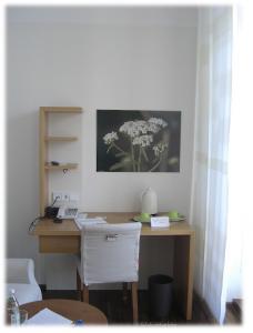 Unser Zimmer im Kneippianum