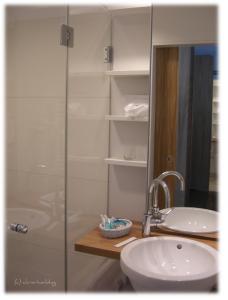 Badezimmer im Kneippianum