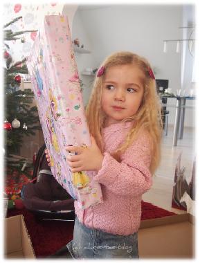 Virginia und ihr Geschenk