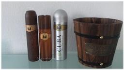 JPS Cuba Men Parfümset
