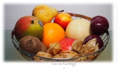 14 Früchte in der Obstbox von frucht24.de