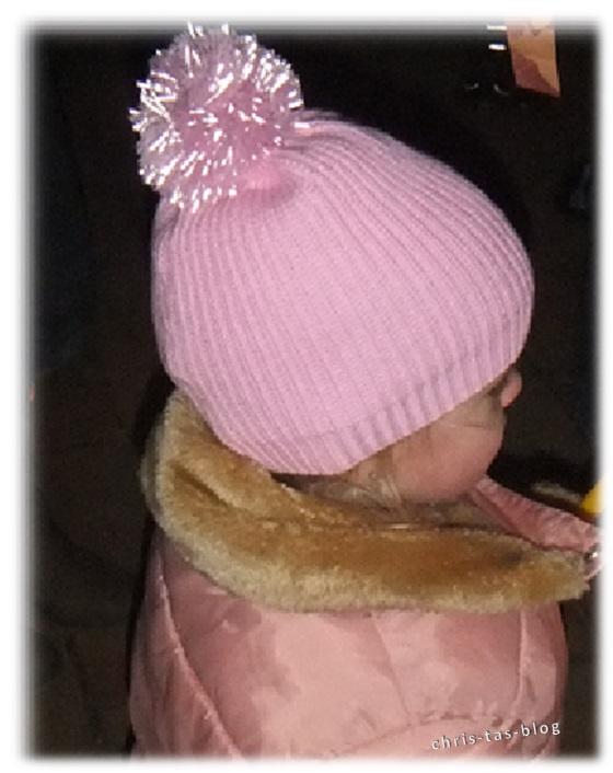 einzigartig: Mütze mit reflektierenden Elementen von Twinkle Kid