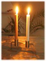 Geschenktipp zu Weihnachten: Design-Kerzen von Amabiente