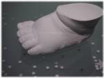 Geschenktipp zu Weihnachten: Babybauch- Hand- und Fußabdrücke von lilly-ART