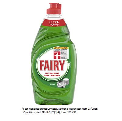 Fairy_Handspülmittel_450_ml_Flasche_Original_'Stiftung_Warentest' (2)
