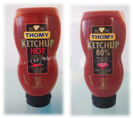 Thomy Ketchup
