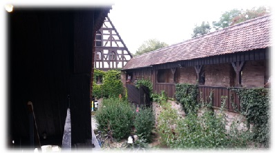 Burg Hoheneck Ipsheim
