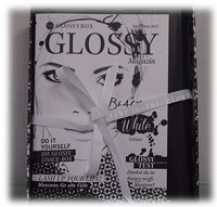 Glossybox Black & white