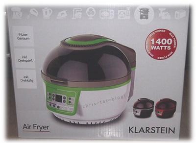 Air Fryer Klarstein VitAir