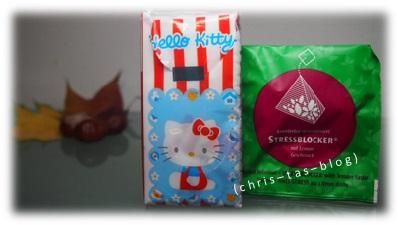 Hello Kitty Taschentüchter Tee Bento Shop