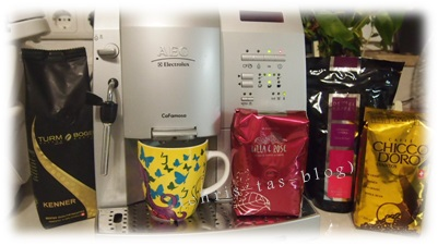 Kaffee aus der Schweiz für Vollautomaten
