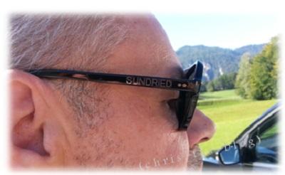 Mein Mann trägt sundried Sonnenbrille