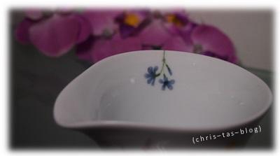 Schälchen Wildblume Kahla