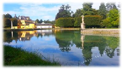 Schloss Hellbrunn Parkanlage