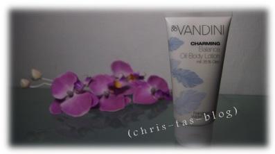 Vandini Glossybox Oktober