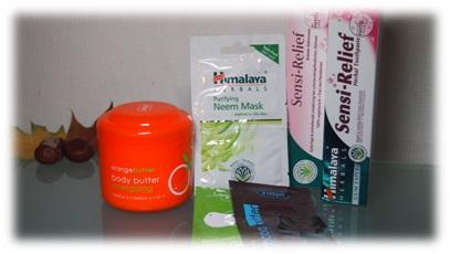 diverse Proben von Hirschel Cosmetics
