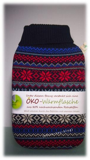 Öko-Wärmflasche Hugo Frosch