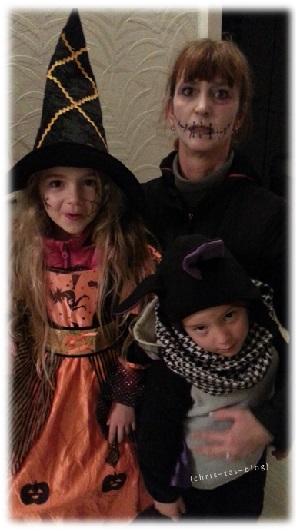 Bereit für Halloween