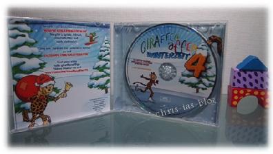 CD GIRAFFENAFFEN Weihnachtslieder