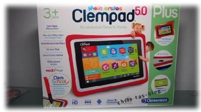 Testbericht Clemtoni Clempad 5.0