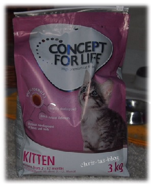 Concept for Life für Kitten