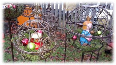Kunst auf dem Weihnachtsmarkt