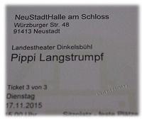 Pipi Langstrumpf Theaterstück
