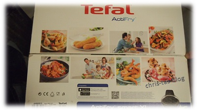 Tefal Actrifry kam an