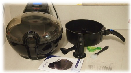 Tefal Actrifry Unboxing
