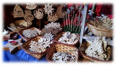Weihnachtsschmuck Holz