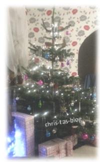 Unser Weihnachtsbaum 2015