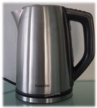 Wasserkocher Teahouse Klarstein