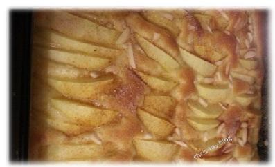 feiner schneller Apfelkuchen