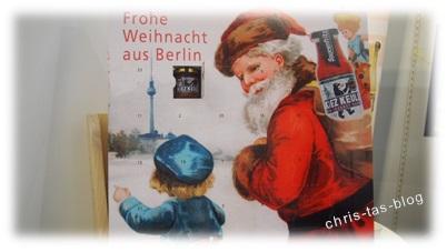 Adventskalender Saucenfritz