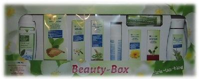 Beautybox GrüNatur und Energy Life