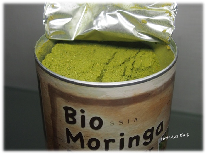 Blattpulver Moringa u.a. für Smoothies