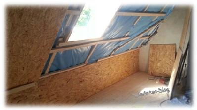 Dachboden renovierung
